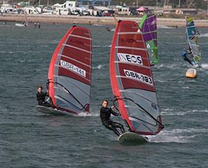 matt carey windsurfing