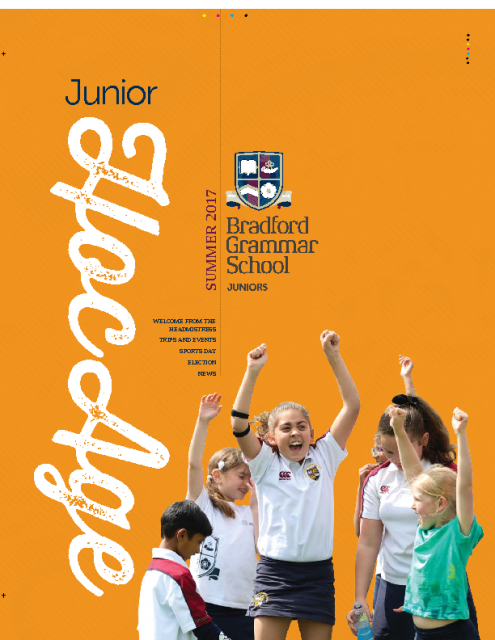 Hoc Age Junior: Summer 2017