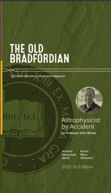 Old Bradfordian: 2016