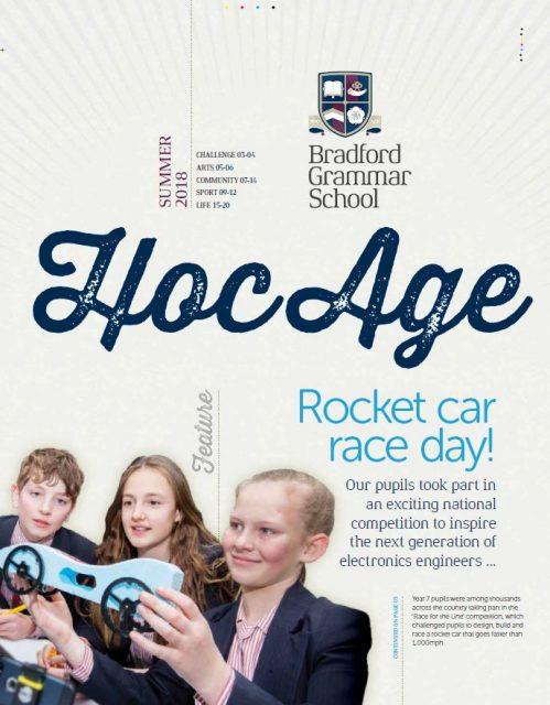 Hoc Age Senior and Sixth Form: Summer 2018