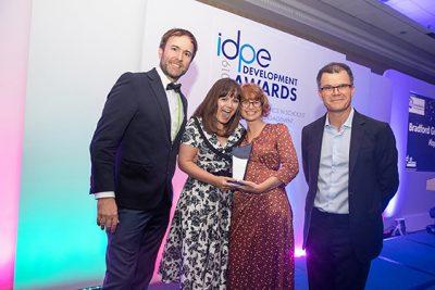 IDPE award