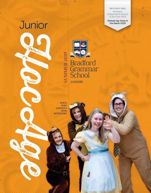 Hoc Age Junior: Summer 2019