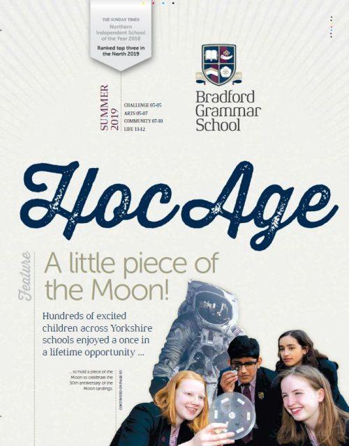 Hoc Age Senior and Sixth Form: Summer 2019